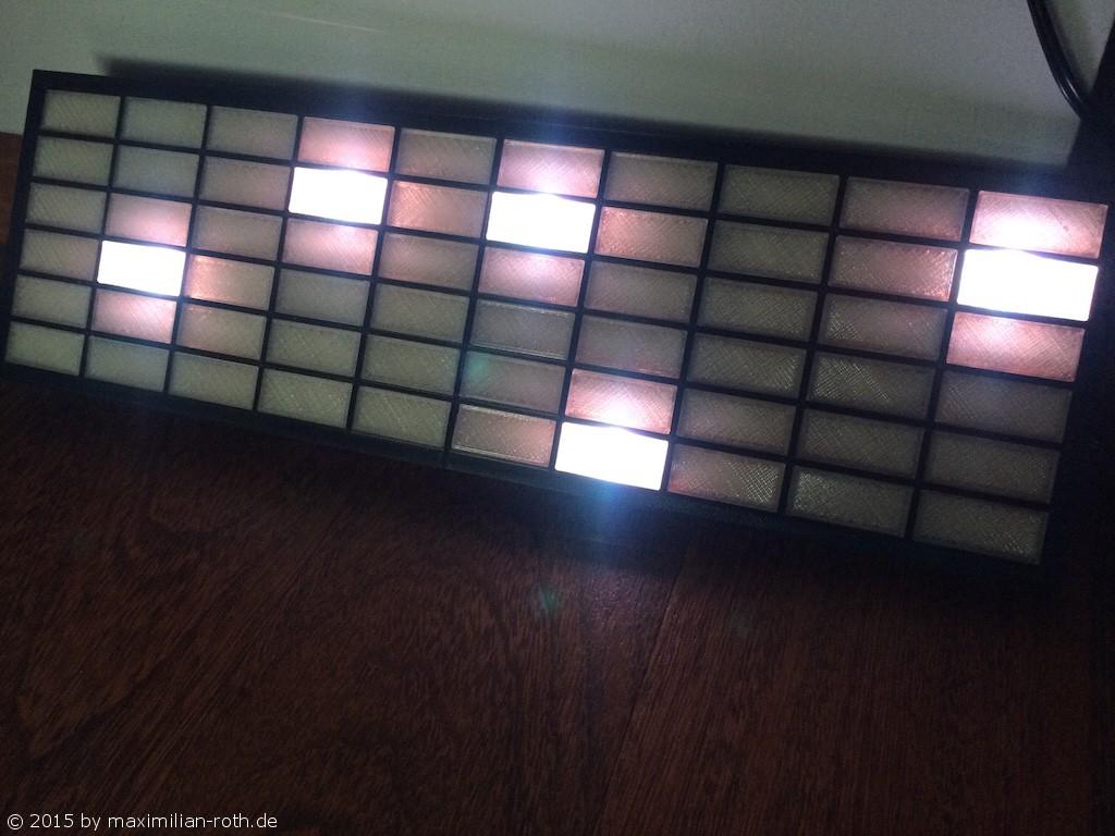 LED Display Gehäuse