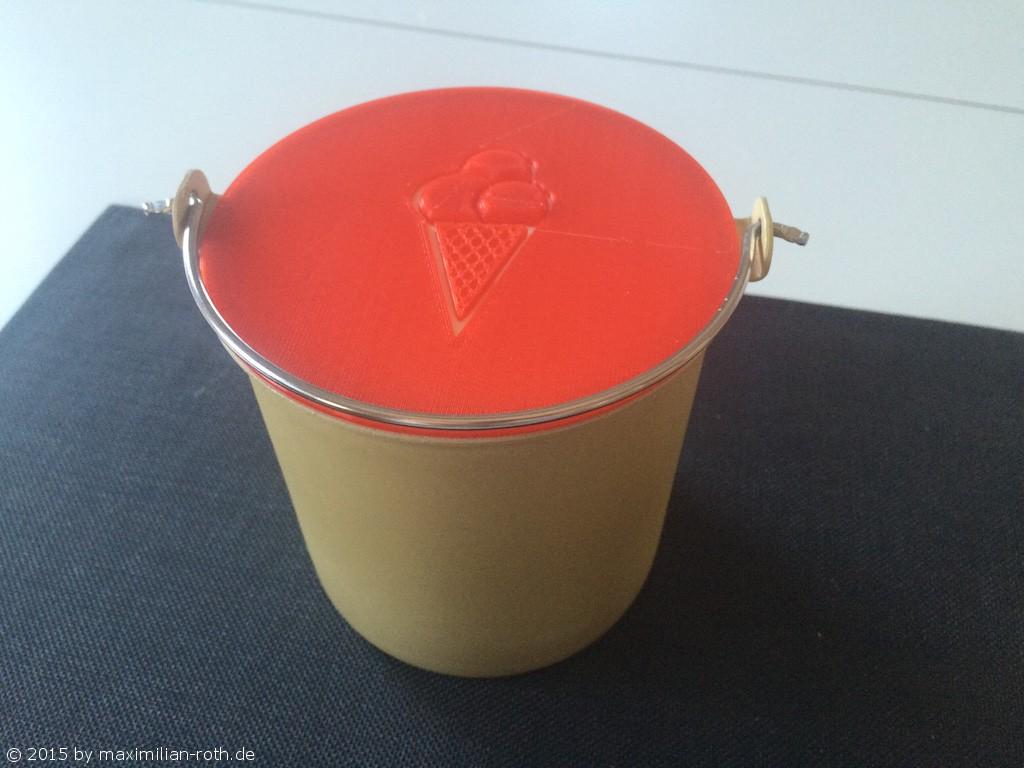 Eisdosendeckel